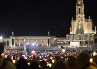 Celebrações e Eventos em Fátima