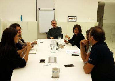 Reuniões de Produção